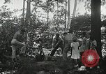 Image of Summer work camps Flint Michigan USA, 1938, second 54 stock footage video 65675023121