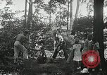 Image of Summer work camps Flint Michigan USA, 1938, second 55 stock footage video 65675023121