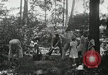 Image of Summer work camps Flint Michigan USA, 1938, second 58 stock footage video 65675023121