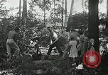 Image of Summer work camps Flint Michigan USA, 1938, second 60 stock footage video 65675023121