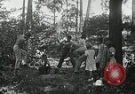 Image of Summer work camps Flint Michigan USA, 1938, second 61 stock footage video 65675023121