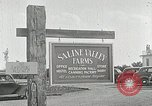 Image of Quakers picnic Saline Michigan USA, 1938, second 12 stock footage video 65675023122