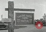 Image of Quakers picnic Saline Michigan USA, 1938, second 13 stock footage video 65675023122