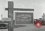 Image of Quakers picnic Saline Michigan USA, 1938, second 14 stock footage video 65675023122