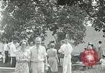 Image of Quakers picnic Saline Michigan USA, 1938, second 39 stock footage video 65675023122