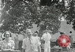 Image of Quakers picnic Saline Michigan USA, 1938, second 42 stock footage video 65675023122