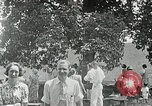 Image of Quakers picnic Saline Michigan USA, 1938, second 43 stock footage video 65675023122