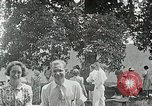 Image of Quakers picnic Saline Michigan USA, 1938, second 44 stock footage video 65675023122
