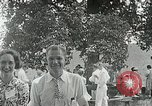 Image of Quakers picnic Saline Michigan USA, 1938, second 46 stock footage video 65675023122