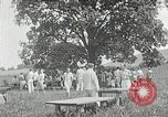Image of Quakers picnic Saline Michigan USA, 1938, second 47 stock footage video 65675023122
