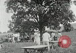 Image of Quakers picnic Saline Michigan USA, 1938, second 51 stock footage video 65675023122