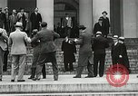 Image of Bishop James Cannon Washington DC USA, 1934, second 23 stock footage video 65675023128