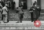 Image of Bishop James Cannon Washington DC USA, 1934, second 26 stock footage video 65675023128