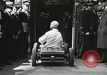 Image of miniature racing car New York United States USA, 1934, second 10 stock footage video 65675023129