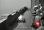 Image of miniature racing car New York United States USA, 1934, second 48 stock footage video 65675023129