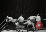 Image of Wrestling match Richmond Virginia USA, 1938, second 23 stock footage video 65675023168
