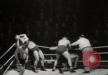 Image of Wrestling match Richmond Virginia USA, 1938, second 25 stock footage video 65675023168
