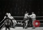 Image of Wrestling match Richmond Virginia USA, 1938, second 26 stock footage video 65675023168
