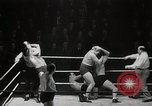 Image of Wrestling match Richmond Virginia USA, 1938, second 27 stock footage video 65675023168
