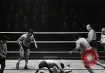 Image of Wrestling match Richmond Virginia USA, 1938, second 35 stock footage video 65675023168
