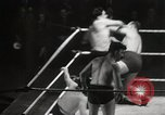 Image of Wrestling match Richmond Virginia USA, 1938, second 41 stock footage video 65675023168