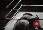 Image of Wrestling match Richmond Virginia USA, 1938, second 46 stock footage video 65675023168