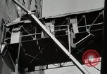 Image of Explosion in the building New Orleans Louisiana USA, 1938, second 10 stock footage video 65675023172