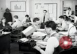 Image of Reporters Washington DC USA, 1939, second 21 stock footage video 65675023177