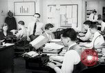 Image of Reporters Washington DC USA, 1939, second 22 stock footage video 65675023177