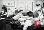 Image of Reporters Washington DC USA, 1939, second 26 stock footage video 65675023177