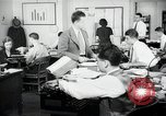 Image of Reporters Washington DC USA, 1939, second 32 stock footage video 65675023177