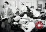 Image of Reporters Washington DC USA, 1939, second 34 stock footage video 65675023177