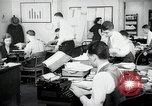 Image of Reporters Washington DC USA, 1939, second 35 stock footage video 65675023177