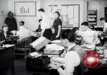 Image of Reporters Washington DC USA, 1939, second 37 stock footage video 65675023177