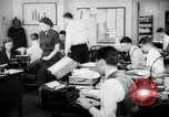 Image of Reporters Washington DC USA, 1939, second 38 stock footage video 65675023177