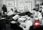 Image of Reporters Washington DC USA, 1939, second 44 stock footage video 65675023177