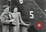 Image of Ships launching Scotland United Kingdom, 1950, second 15 stock footage video 65675023185