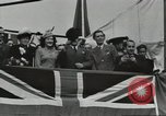 Image of Ships launching Scotland United Kingdom, 1950, second 17 stock footage video 65675023185