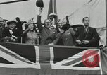 Image of Ships launching Scotland United Kingdom, 1950, second 18 stock footage video 65675023185