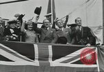 Image of Ships launching Scotland United Kingdom, 1950, second 19 stock footage video 65675023185