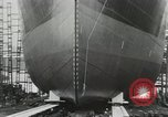 Image of Ships launching Scotland United Kingdom, 1950, second 22 stock footage video 65675023185