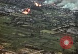 Image of USAAF fires on ground targets Miyakonojo Japan, 1945, second 14 stock footage video 65675023203