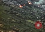 Image of USAAF fires on ground targets Miyakonojo Japan, 1945, second 15 stock footage video 65675023203