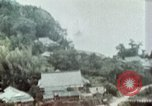 Image of US Aircraft strafe Japanese targets Kyushu Japan, 1945, second 11 stock footage video 65675023206