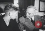 Image of Harry S Truman Independence Missouri USA, 1948, second 24 stock footage video 65675023234