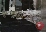 Image of Damaged city Tokyo Japan, 1945, second 2 stock footage video 65675023242