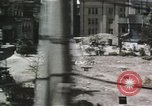 Image of Damaged city Tokyo Japan, 1945, second 19 stock footage video 65675023242