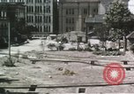 Image of Damaged city Tokyo Japan, 1945, second 20 stock footage video 65675023242