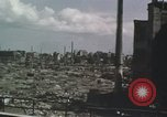 Image of Damaged city Tokyo Japan, 1945, second 54 stock footage video 65675023242