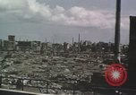 Image of Damaged city Tokyo Japan, 1945, second 55 stock footage video 65675023242